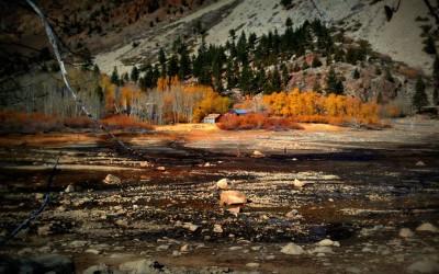 Lundy Canyon Fall 2012